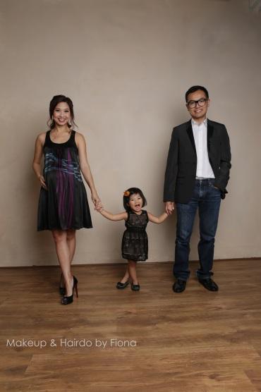 Belle Belle's family